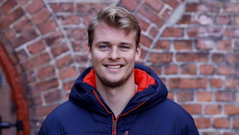 Simon 26 Er Tv 2 Sportens Nye Anker