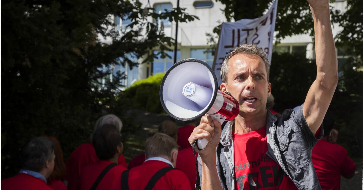 Dagsrevy Anker Gar Over Til Arbeiderpartiet