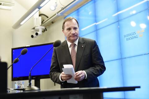 Direkte: Löfvens statsministerdrøm kan bli knust av Riksdagen