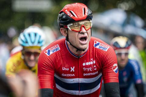 Kristoff ikke til Tour de France