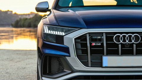 Audi Q8 60 TSFIe 50 TFSIe: Nå blir også denne luksus SUVen