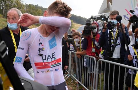 Pogacar vant Tour de France