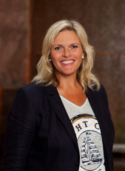KJEMPER MOT: Liv Kjersti S. Thoresen, generalsekretær i organisasjonen Menneskeverd. Foto: MENNESKEVERD