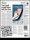 Irritert van Gaal nektet å forlate United uten kompensasjon – mener klubben opptrådte uredelig