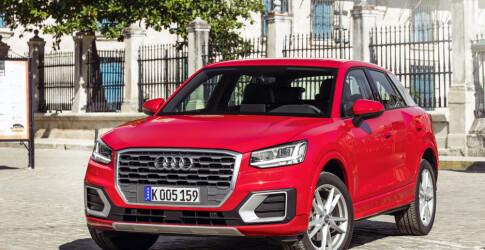 Test Audi Q2: Liten, sjarmerende og kostbar