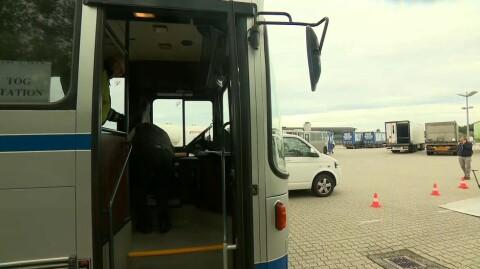 Norsk guttelag ble fraktet rundt på Dana Cup i livsfarlig buss
