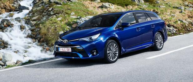 Toyota Avensis has been a great salesman for many years, but today's model is not replaced when it expires. Instead, Toyota gets Camry from the United States.