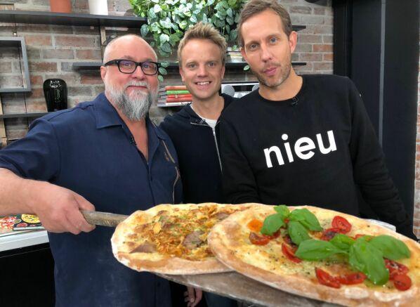 verdens beste pizzadeig