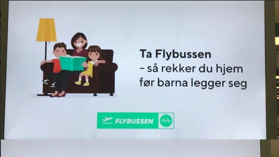 flybussen sandnes