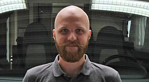 Alexander Gjermundsen, kommunikasjonsrådgiver hos Stamsaas Fritid.