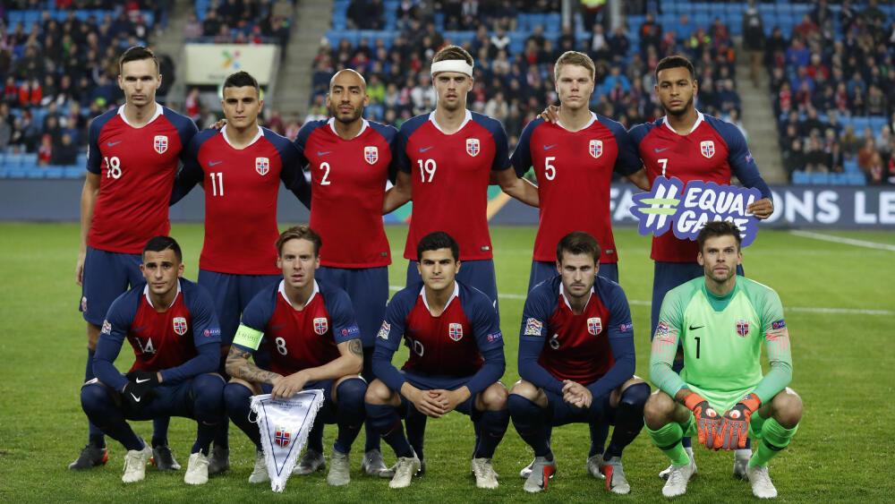 STORE KAMPER  Det norske landslaget skal ut mot både Spania og Sverige i et  forsøk eeac3a00fe1a6