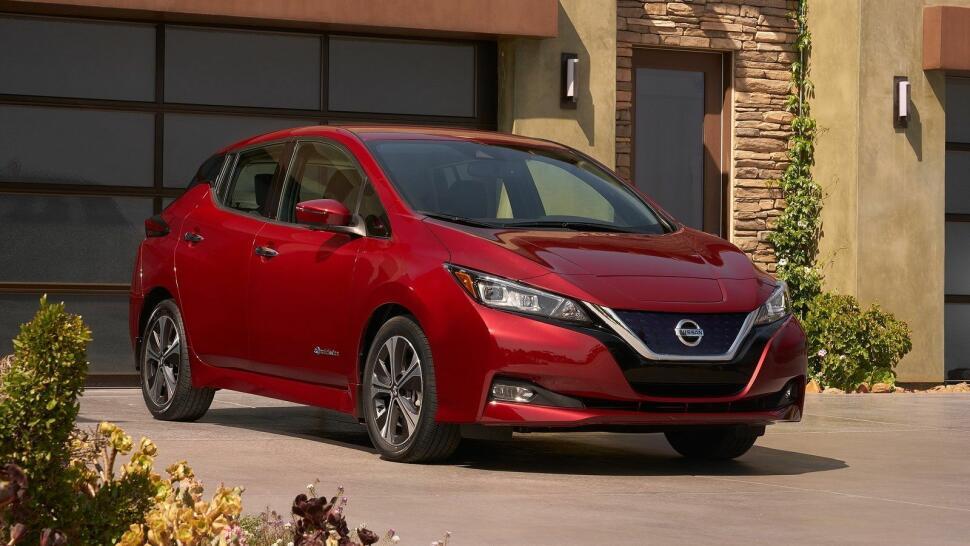 77cae847c Kan ha avslørt prisen på Nissan Leaf med økt rekkevidde