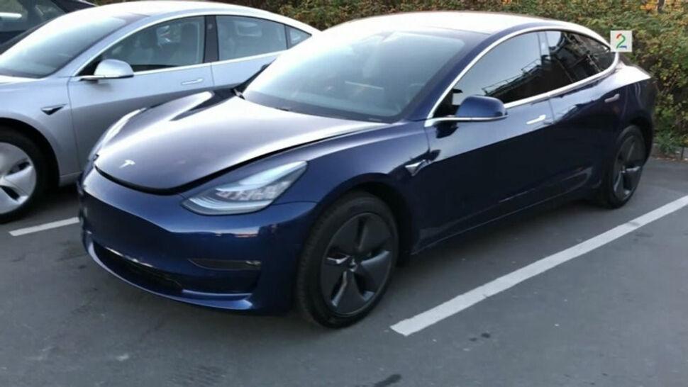 Tesla model y hengerfeste