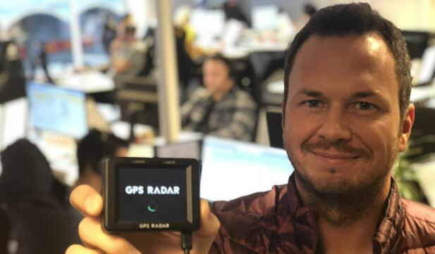 – SafeDrive har fått en flying start med sin GPS Radar, forteller daglig leder Magnus Wester.
