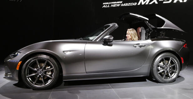 The Mazda MX-5 is one of the most impressive cars.