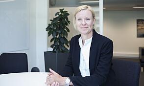Annika Persson er skadesjef i Codan Forsikring