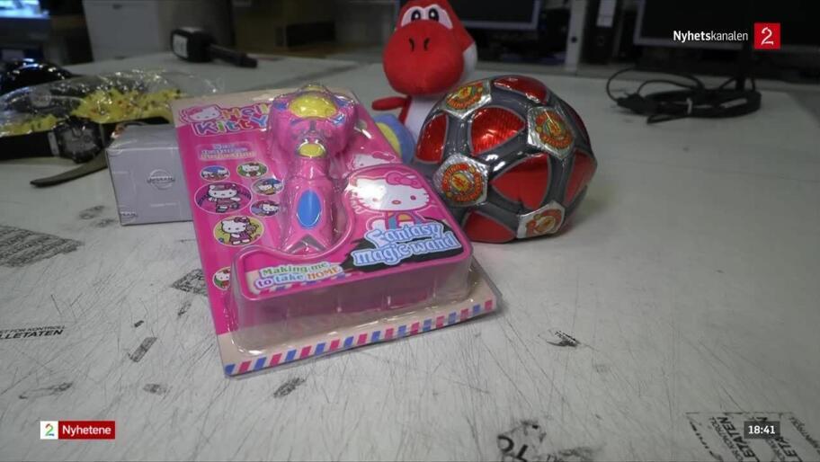 6e6d2622b Kjøper du disse julegavene, kan det hende du støtter organiserte ...