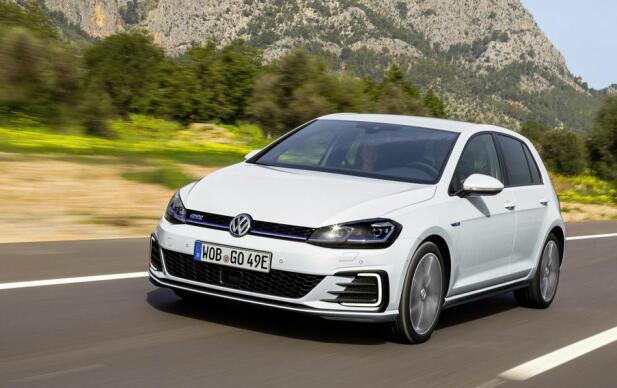 Volkswagen Golf er den bilen flest søker etter på Finn.no.