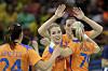Nederlands Nycke Groot gir seg på landslaget.