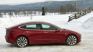 b4238da7c Tesla Model 3 Standard Plus: Ny utgave kutter prisen med 83.000 kroner