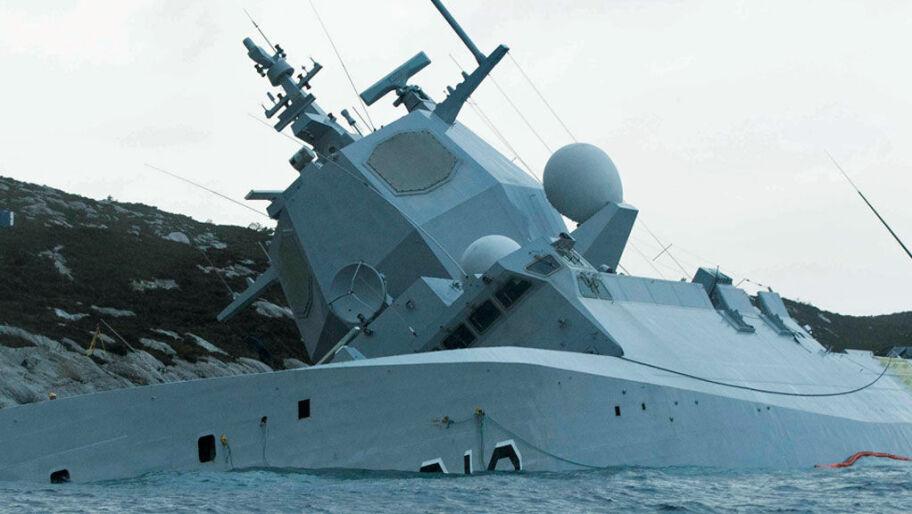 hva er en fregatt