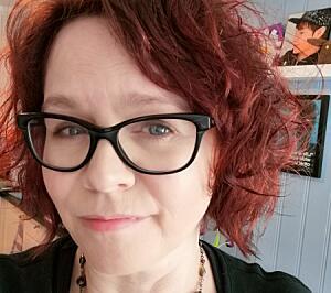 a19e5aaf PERSONLIGHET: Catharina Dørumsgard håper det er mulig for andre å møte noen  gjennom Twitter.