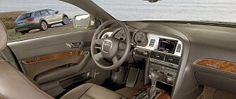 """Andre generasjon av Audi A6 Allroad var en skikkelig drømmebil da den var ny. Prisen gjorde den uoppnåelig for en del – men nå er den langt mer overkommelig priset på bruktmarkedet. Hvis du finner """"riktig"""" bil, kan du gjøre et lite kupp. Illustrasjonsfoto"""