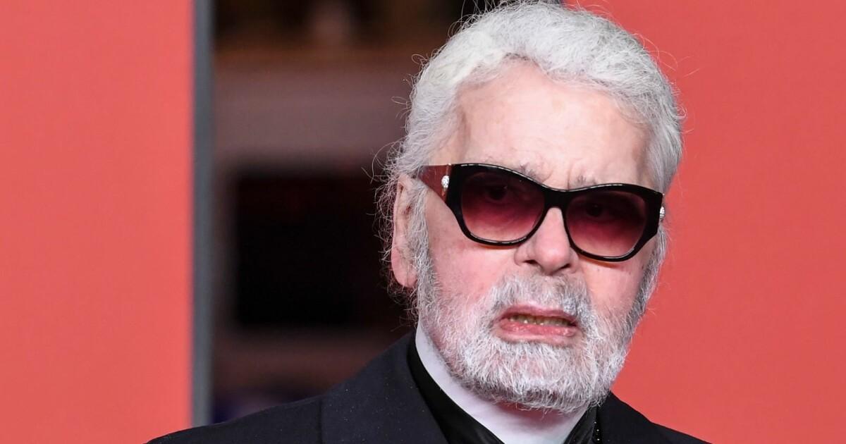 Karl Lagerfeld er død