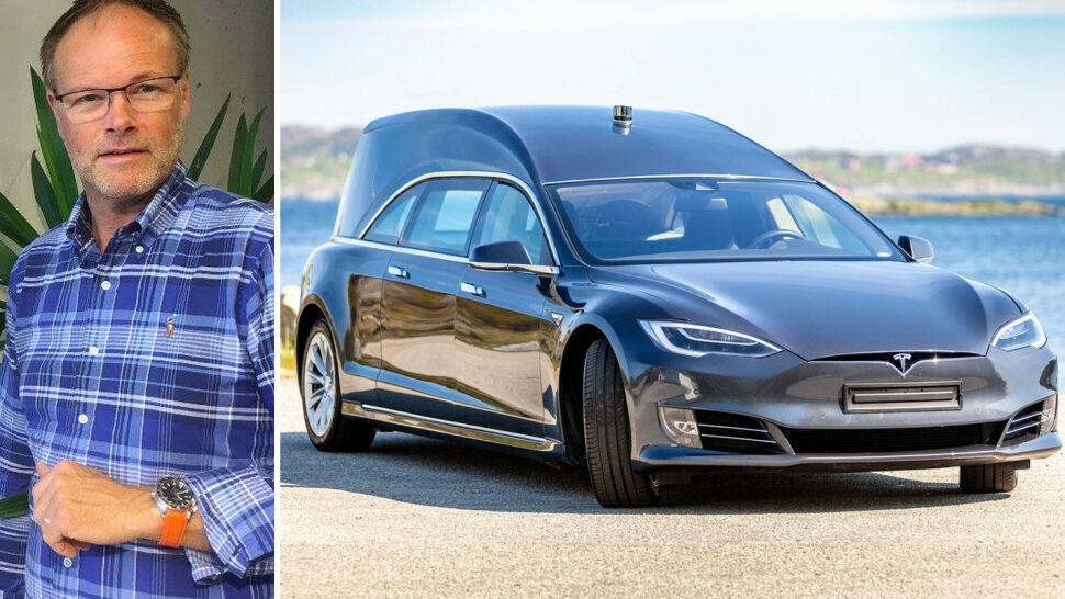 Tesla model y norge