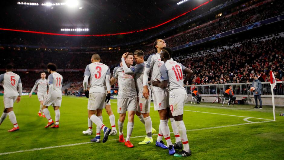 Liverpool imponerte stort med seier og avansement mot Bayern i München  onsdag. Søndag venter bortekamp 20b3d5ec8f25d
