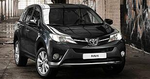 Toyota Rav4, anno 2014, koster faktisk ikke noe mer enn MLen. Her får du en langt mer moderne bil til samme pris.
