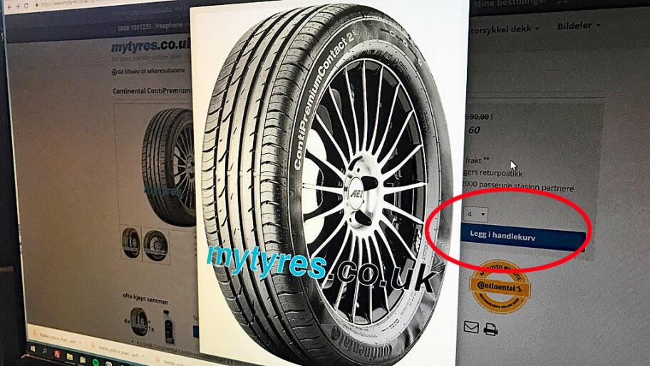 1a8e834f Skal du kjøpe nye dekk til bilen, kan det være fristende å spare penger på