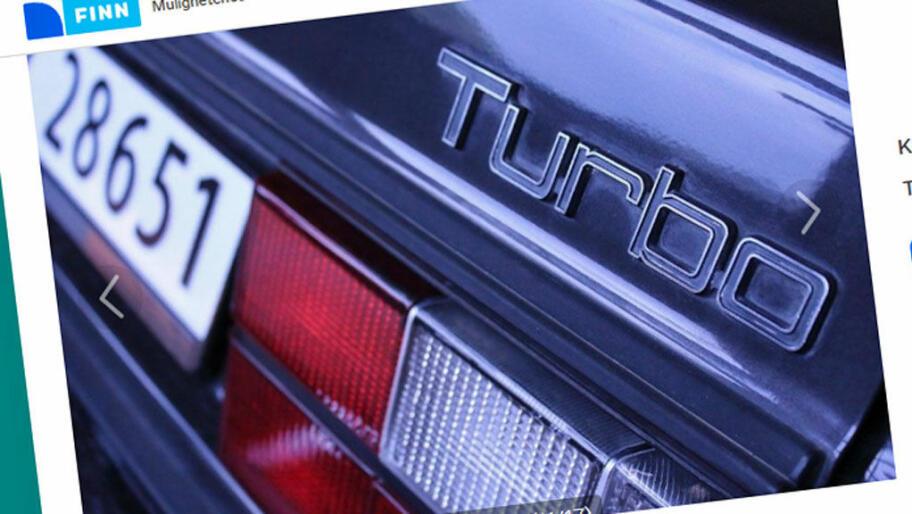 566d60e95 Volvo 240 Turbo: Dette var noe av det tøffeste du kunne eie