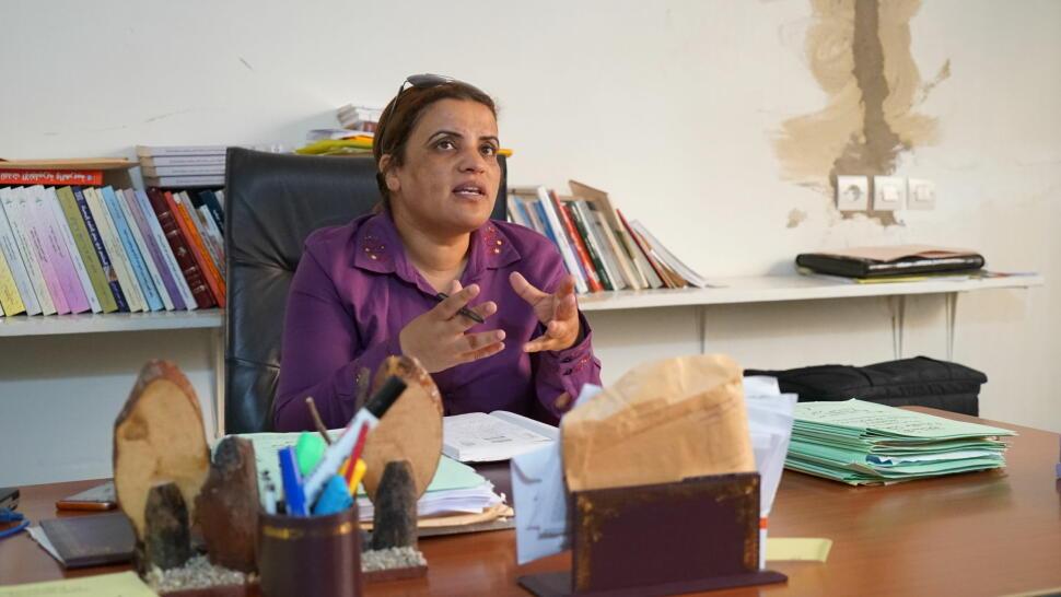 d4d5700f KLAR FOR RETTEN: Torsdag skal advokat Hafida Maksaouis klienter begynne på  sine forklaringer i terrorsaken