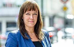 Heidi Tofterå Slettemoen er kommunikasjonssjef i Frende Forsikring