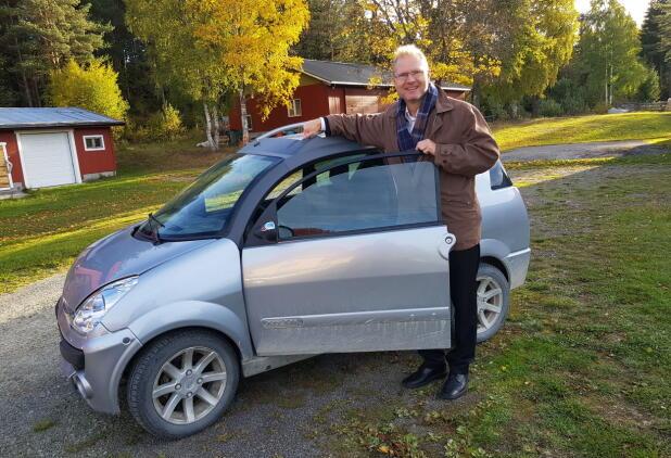 Tor André Johnsen er stortingsrepresentant og veipolitisk talsmann i FrP.
