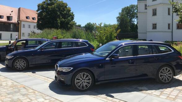 BMW 3-serie stasjonsvogn er en bil mange nordmenn har et forhold til. Nå kommer den i ny utgave – og som ladbar hybrid.