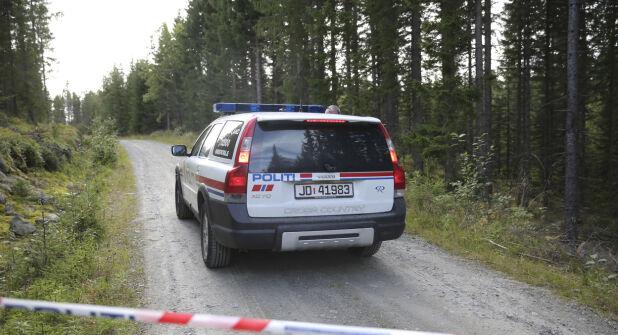 Volvo XC70 begynner å bli en gammel traver hos politiet. Foto: Scanpix