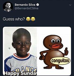 Her er tweeten som felte Silva.
