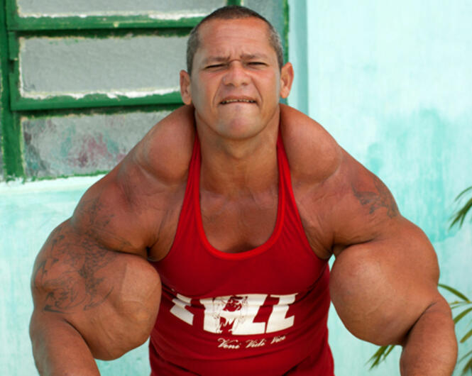 biggest muscles ever - 720×405
