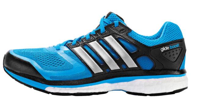 Adidas Boost Supernova Glide 6 Running Shoe Blue