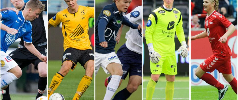 Iver (18) skal fylle skoene til Martin Ødegaard. Mot