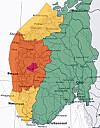 kart over vestlandet En dag til med pøsregn kart over vestlandet