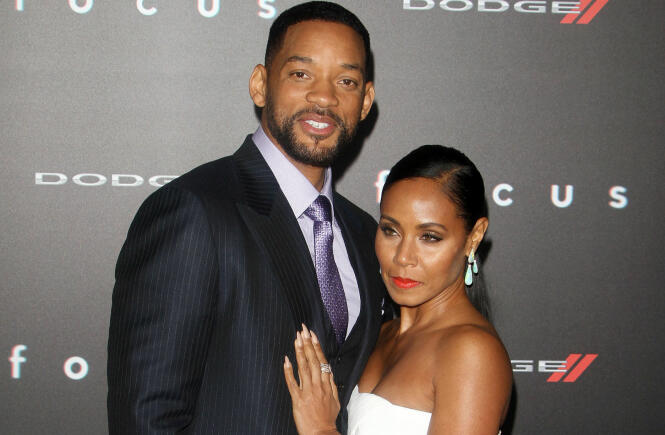 GIFT I 18 ÅR: Will Smith og Jada Pinkett Smith. Foto: Juan Rico/Fame/Stella Pictures