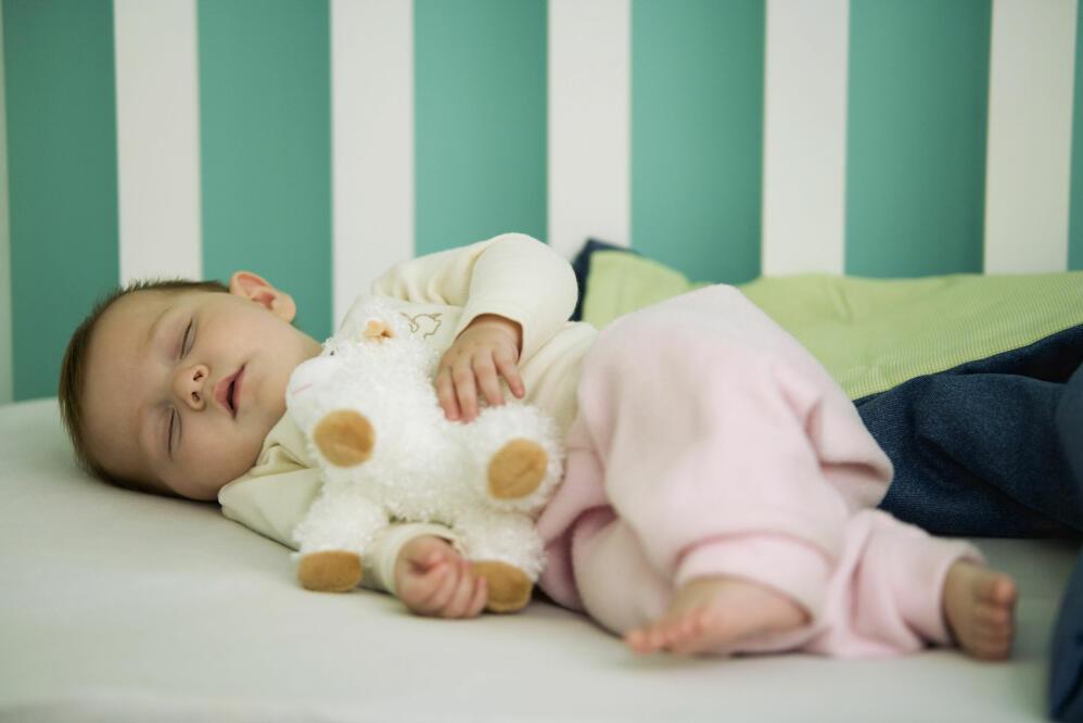 Utmerket Eksperter advarer: Populært babyutstyr fører til krybbedød QV-47