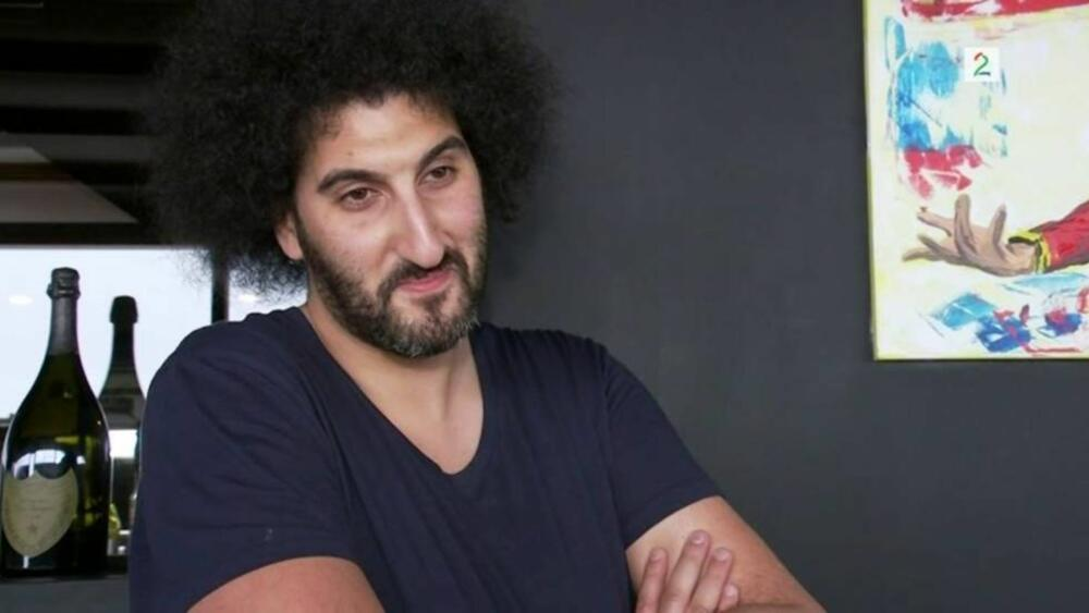 Picture of Marouane Fellaini Brother, called Hamza