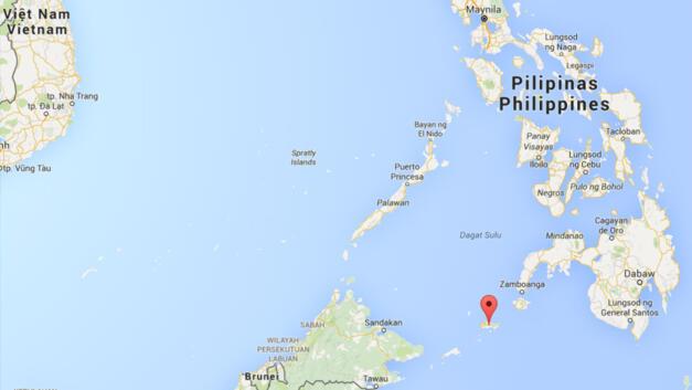 kart filippinene Warren (58) var gissel på Filippinene:   Alt handler om penger kart filippinene