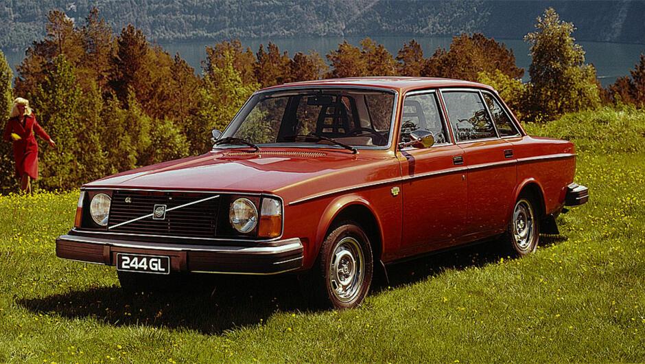 Volvo 240 gikk ut av produksjon for mer enn 20 år siden og har definitivt  blitt