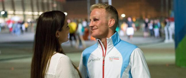 bfa17410c Derfor takket Stig-André Berge aldri faren etter OL-bronsen