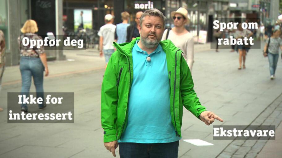 46a8e8392 Du kan spare flere tusen på å prute i norske butikker